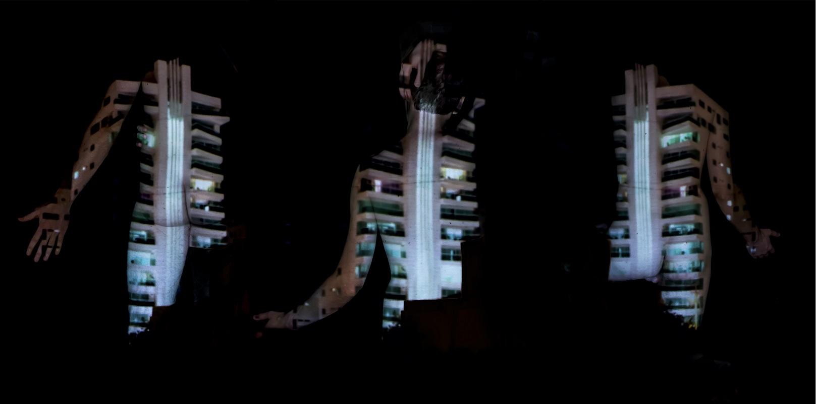 Edificio blanco alta resolución randlosklein